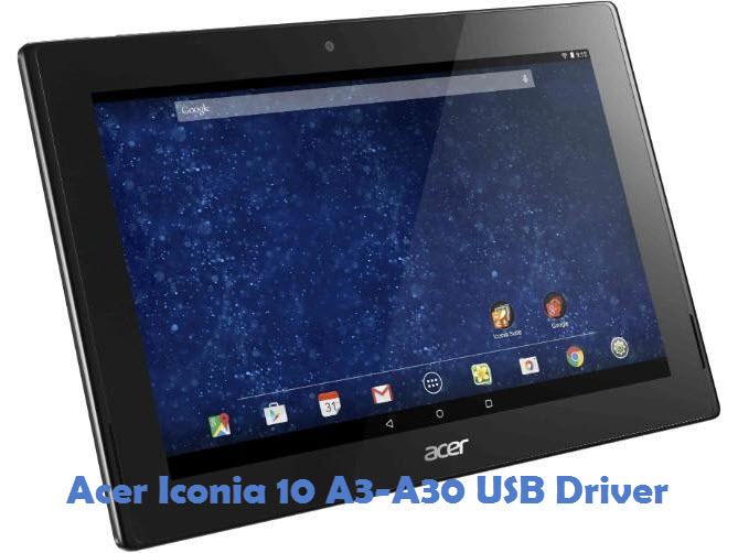 Acer Iconia 10 A3-A30 USB Driver