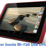 Acer Iconia B1-720 USB Driver