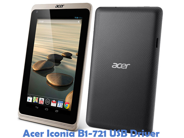 Acer Iconia B1-721 USB Driver