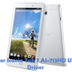Acer Iconia Tab 7 A1-713HD USB Driver