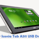 Acer Iconia Tab A511 USB Driver