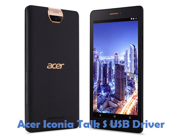 Acer Iconia Talk S USB Driver