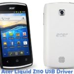 Acer Liquid Z110 USB Driver