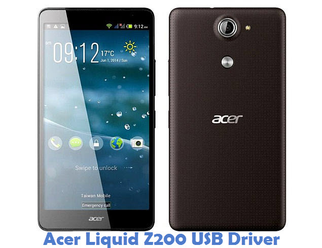 Download Acer Liquid Z200 USB Driver
