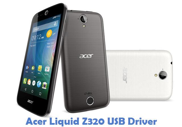 Acer Liquid Z320 USB Driver