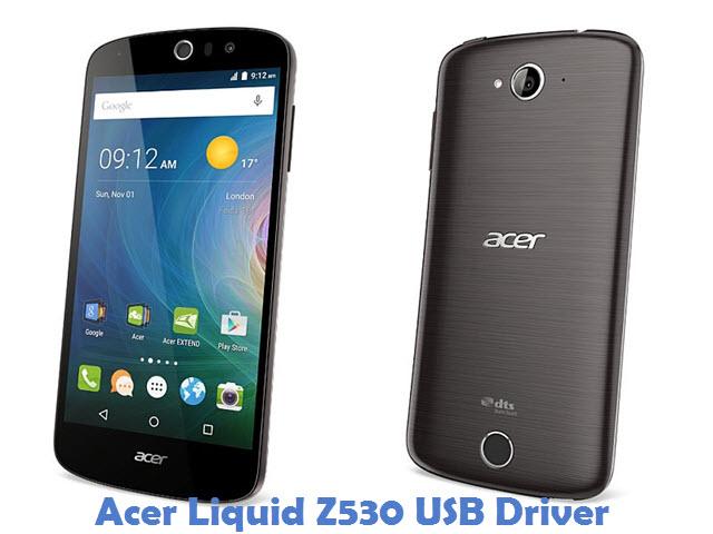 Acer Liquid Z530 USB Driver