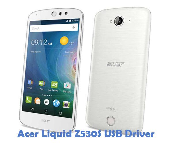 Acer Liquid Z530S USB Driver