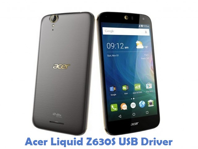 Acer Liquid Z630S USB Driver