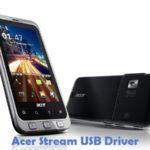 Acer Stream USB Driver