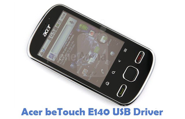 Acer beTouch E140 USB Driver