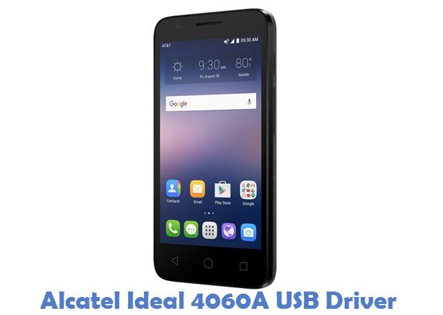 Alcatel Ideal 4060A USB Driver