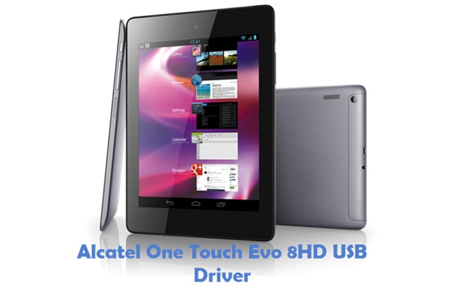 Alcatel One Touch Evo 8HD USB Driver