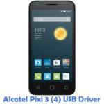 Alcatel Pixi 3 (4) USB Driver