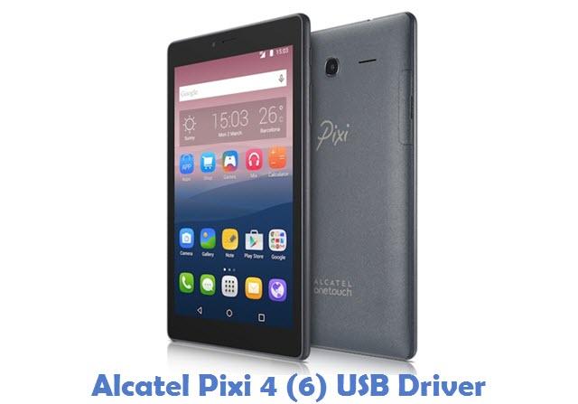 Alcatel Pixi 4 (6) USB Driver