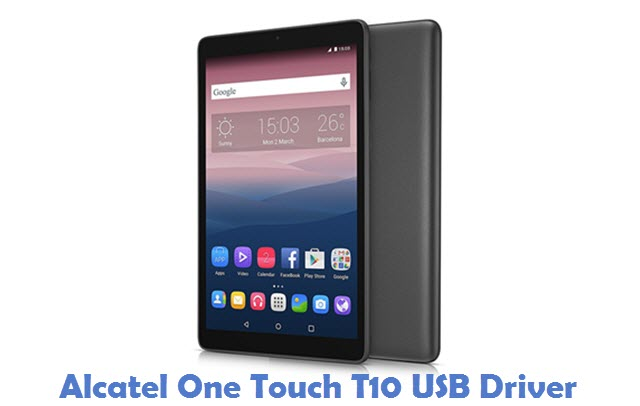 Alcatel One Touch T10 USB Driver
