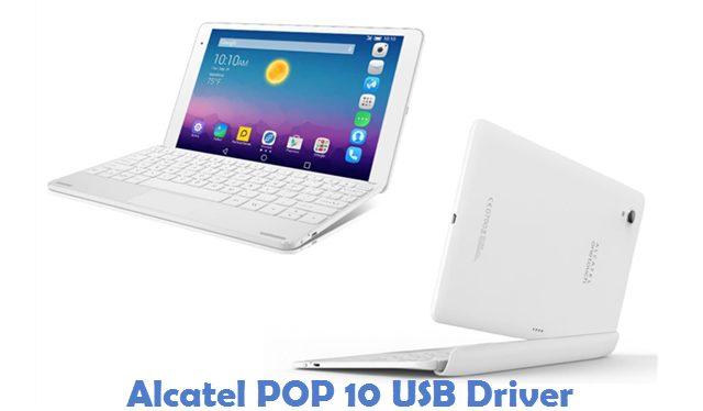Alcatel POP 10 USB Driver