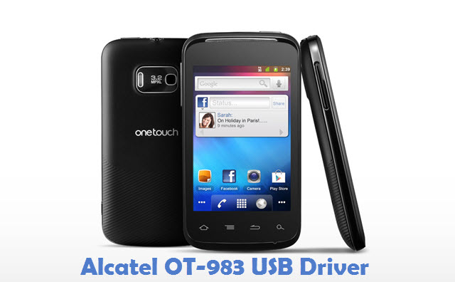 Alcatel OT-983 USB Driver