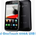 Download Alcatel OneTouch 6110A USB Driver