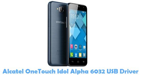 Download Alcatel OneTouch Idol Alpha 6032 USB Driver