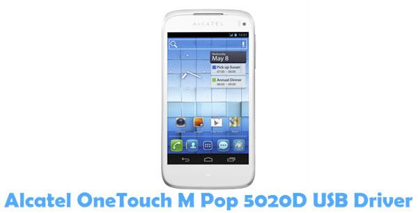 Download Alcatel OneTouch M Pop 5020D USB Driver