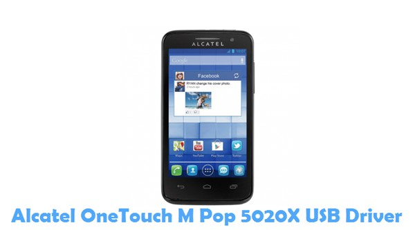 Download Alcatel OneTouch M Pop 5020X USB Driver