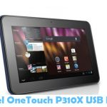 Download Alcatel OneTouch P310X USB Driver