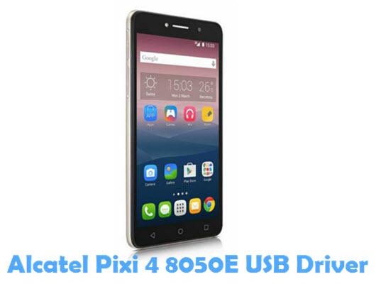 Download Alcatel Pixi 4 8050E USB Driver