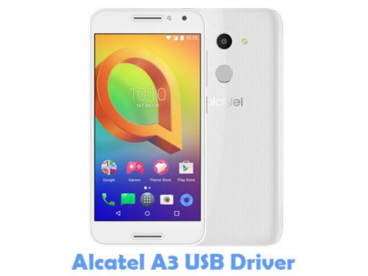 Download Alcatel A3 USB Driver