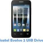 Alcatel Evolve 2 USB Driver