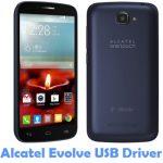 Alcatel Evolve USB Driver