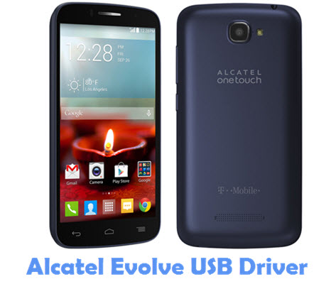 Download Alcatel Evolve USB Driver