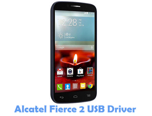 Download Alcatel Fierce 2 USB Driver