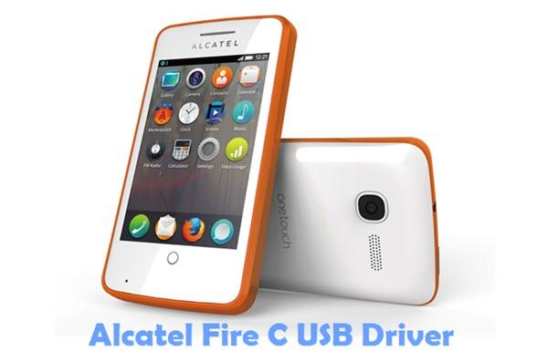 Download Alcatel Fire C USB Driver