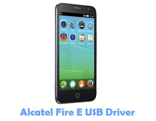 Download Alcatel Fire E USB Driver