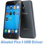 Alcatel Fire S USB Driver