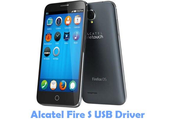 Download Alcatel Fire S USB Driver