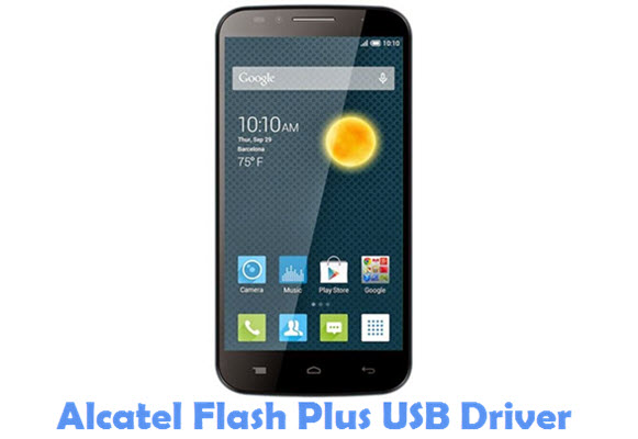 Download Alcatel Flash Plus USB Driver