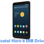 Alcatel Hero 8 USB Driver