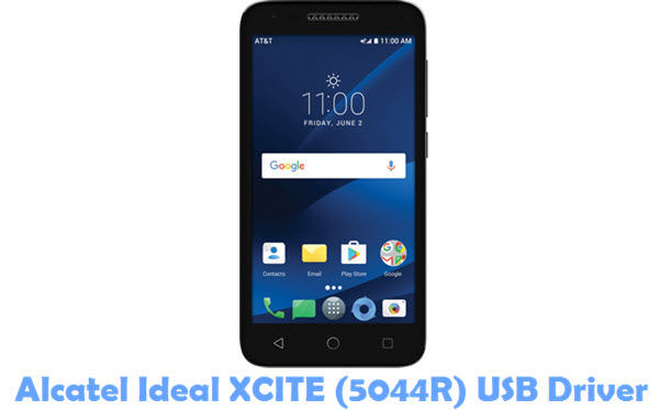 Download Alcatel Ideal XCITE (5044R) USB Driver
