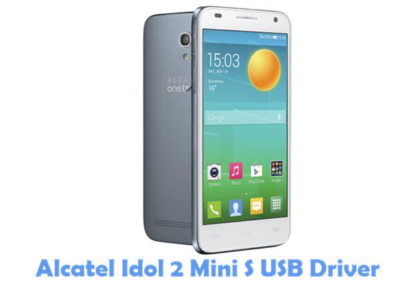 Download Alcatel Idol 2 Mini S USB Driver