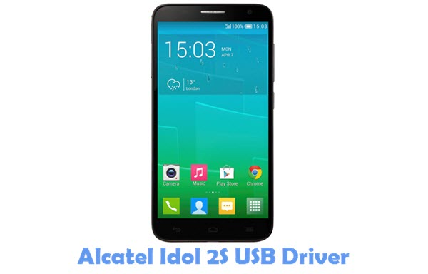Download Alcatel Idol 2S USB Driver