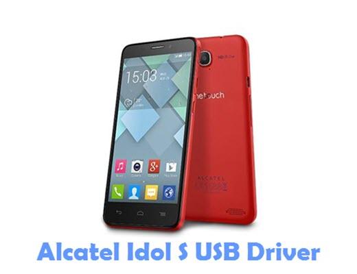 Download Alcatel Idol S USB Driver