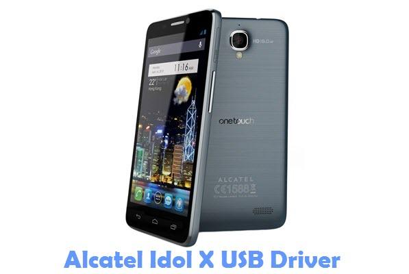 Download Alcatel Idol X USB Driver