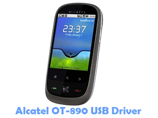 Download Alcatel OT-890 USB Driver