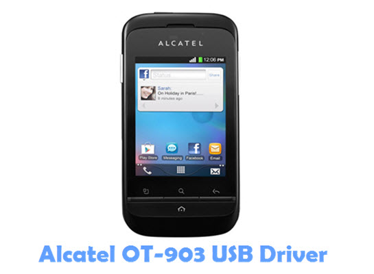 Download Alcatel OT-903 USB Driver