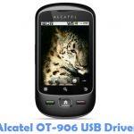 Alcatel OT-906 USB Driver