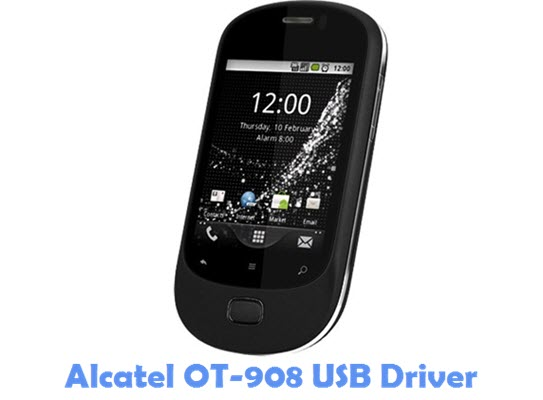 Download Alcatel OT-908 USB Driver