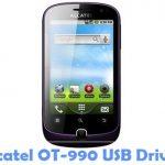 Alcatel OT-990 USB Driver