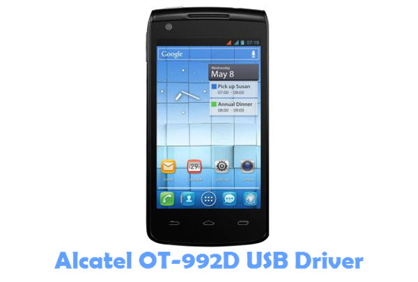 Download Alcatel OT-992D USB Driver