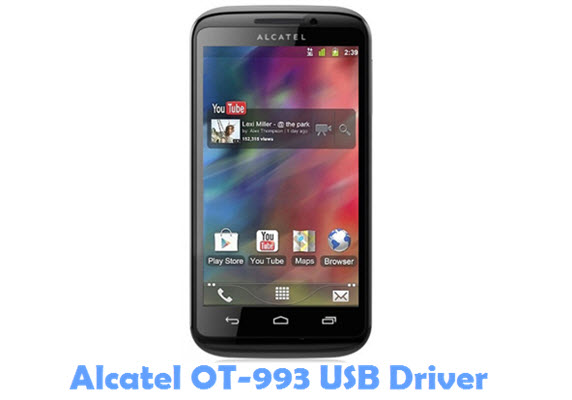 Download Alcatel OT-993 USB Driver